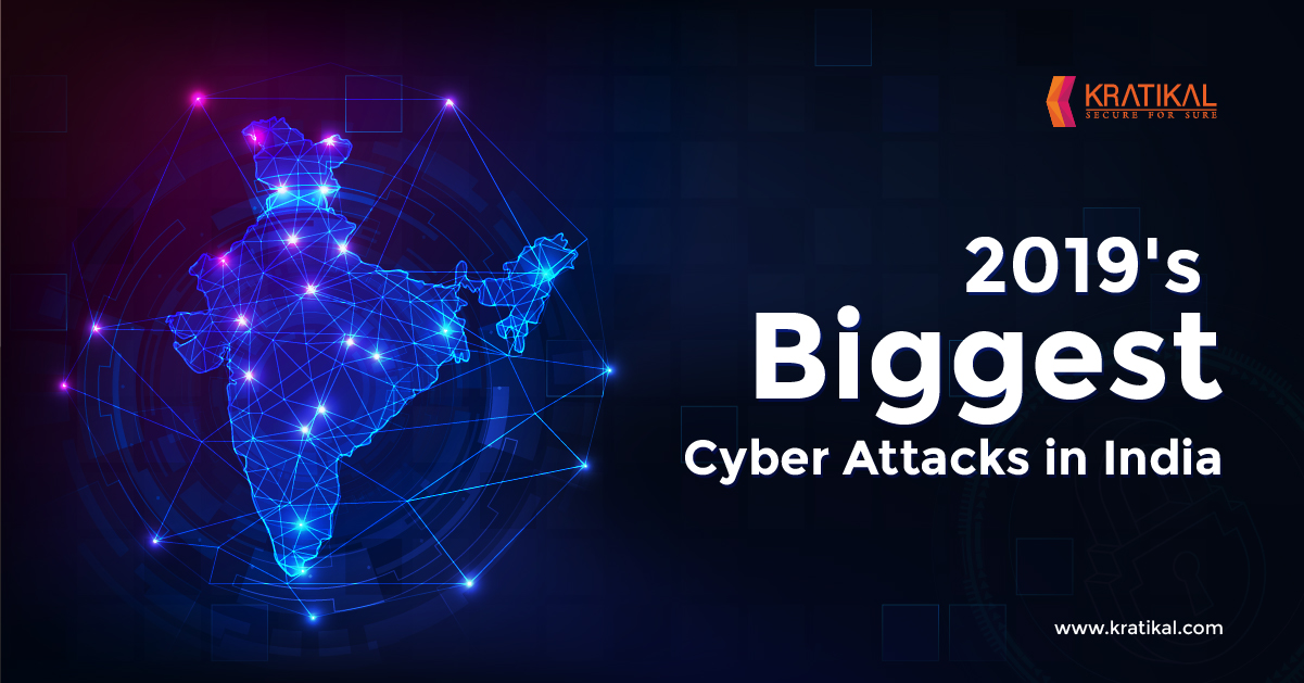 5 Biggest Cyber Attacks in India
