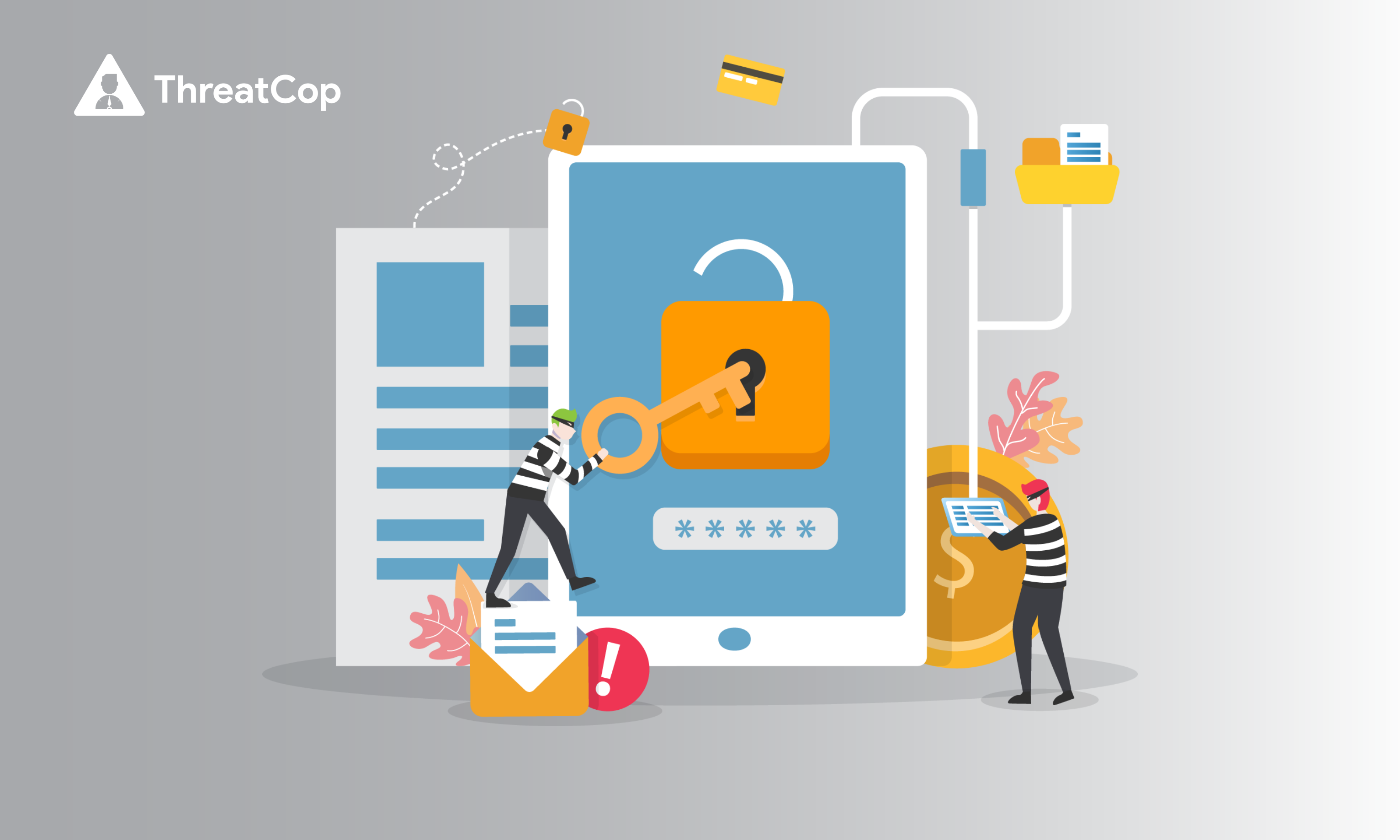 ThreatCop for prevention against vishing attack