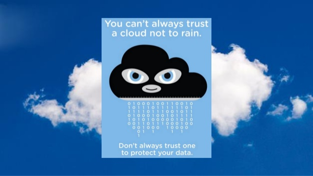 Importance of cloud infrastructure security
