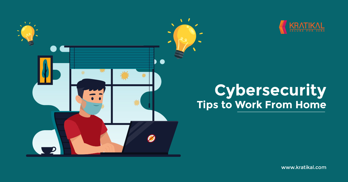 stay cyber secure while you work from home?