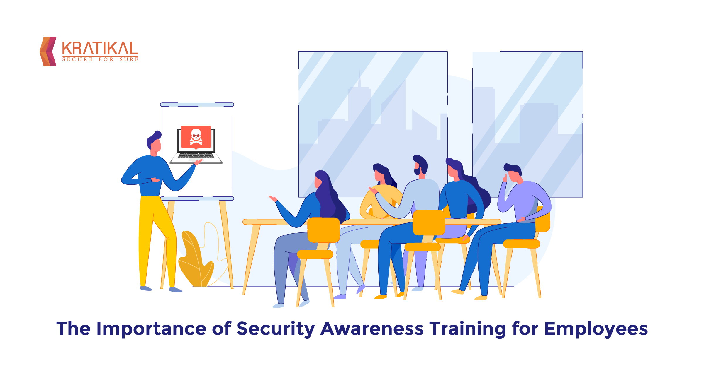 The Importance of Security Awareness Training for Employees