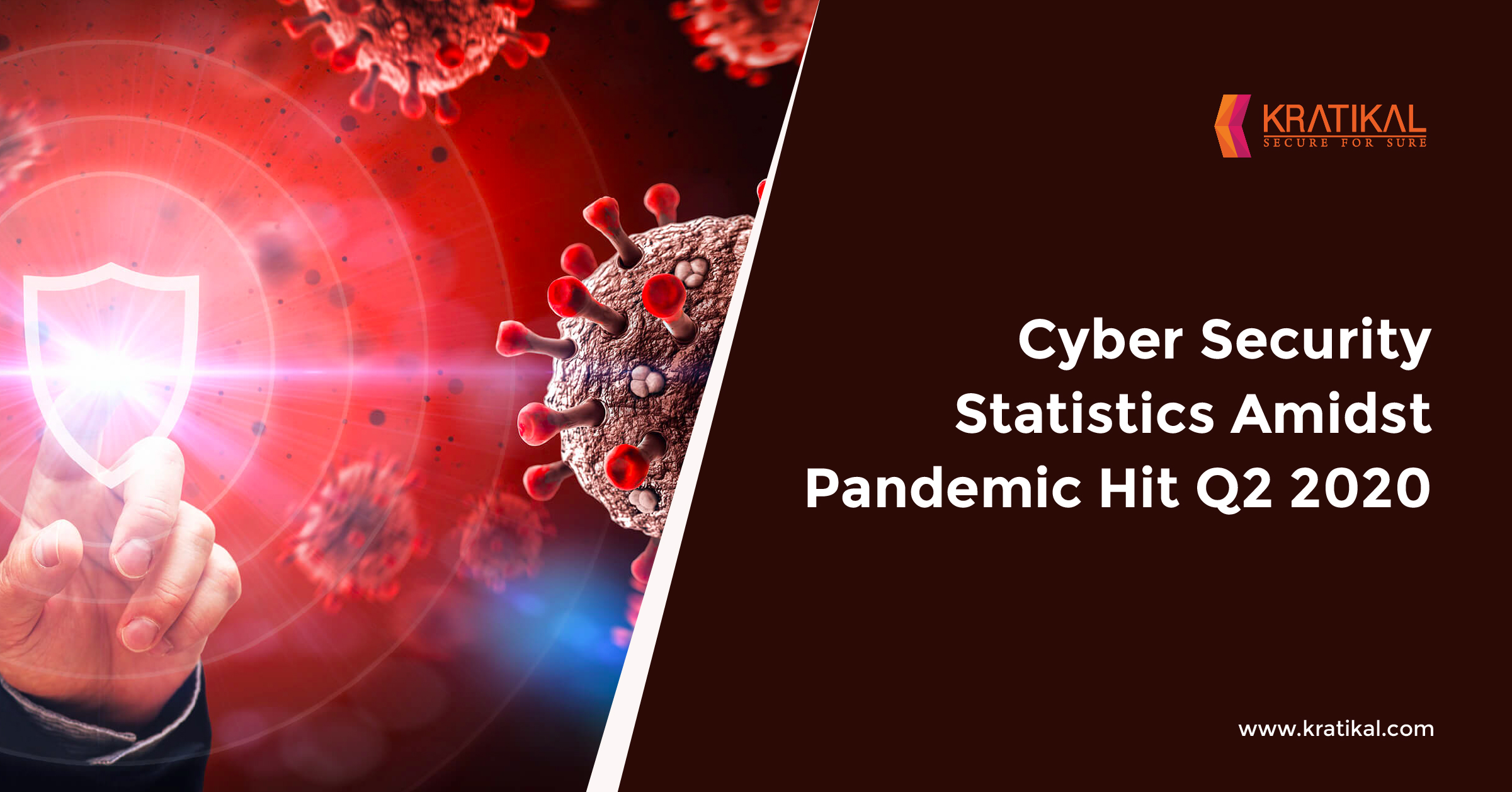 Cyber Security Statistics Amidst Pandemic Hit Q2 2020
