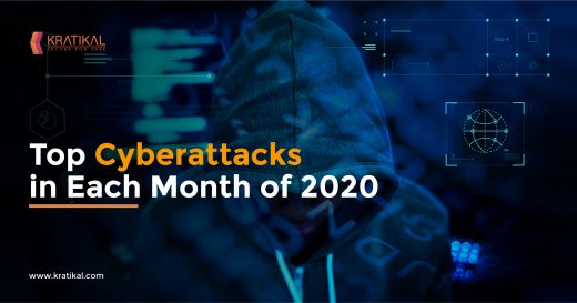Top Cyberattacks in Each Month of 2020