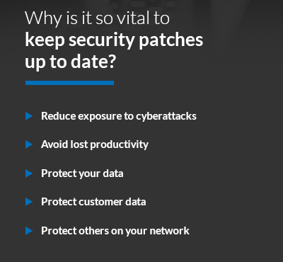 How Latest Security Patches Help in Preventing Data Breaches?