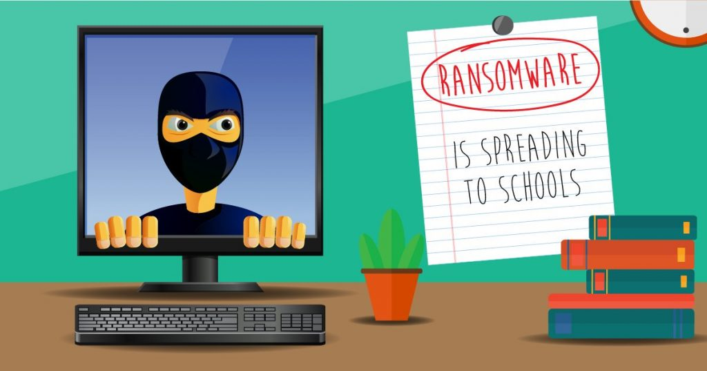 Ransomware attacks in the education sector